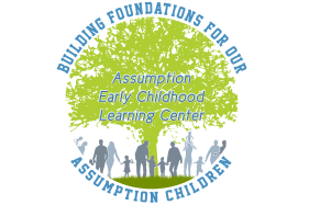 Assumption ECLC Logo 3 with effects